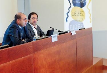 Santi Merino, Euskadiko Kooperatiben Goren Kontseiluko letradua