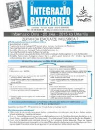 Integrazio Batzordea